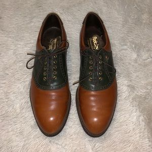 FootJoy Leather Golf Shoes Size 10.5